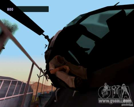 Pilots in helicopters for GTA San Andreas second screenshot