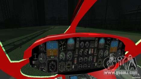 Medicopter 117 for GTA 4 inner view