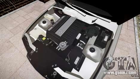 BMW E36 328i v2.0 for GTA 4 back view