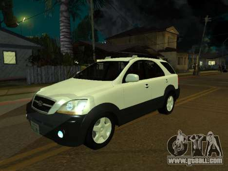 KIA Sorento for GTA San Andreas