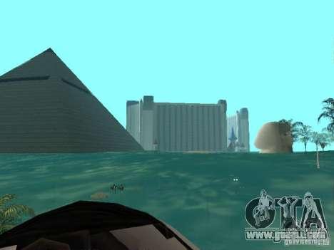 Flood for GTA San Andreas second screenshot