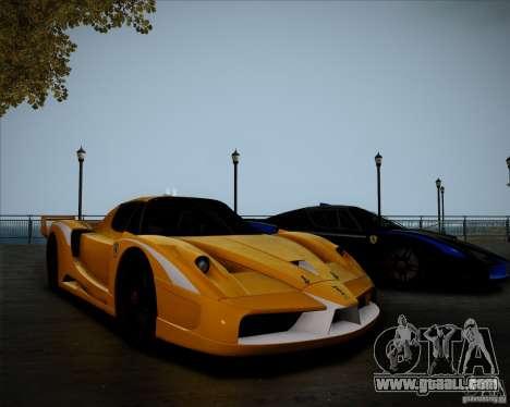 Ferrari FXX Evoluzione for GTA San Andreas