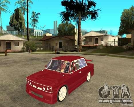 Vaz 2106 Lord for GTA San Andreas