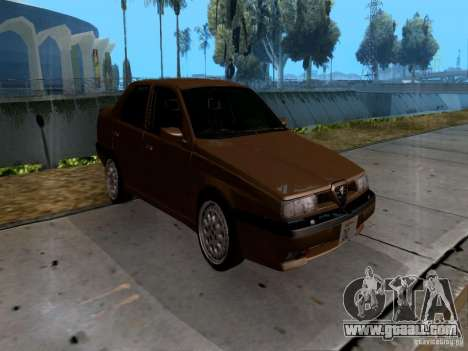 Alfa Romeo 155 for GTA San Andreas