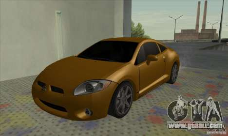 Mitsubishi Eclipse GT for GTA San Andreas