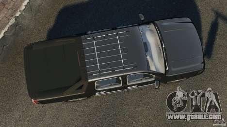 Chevrolet Avalanche Stock [Beta] for GTA 4 right view