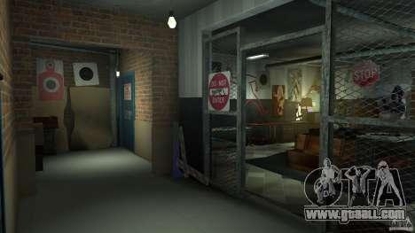 Retextured Broker Gunshop for GTA 4 third screenshot