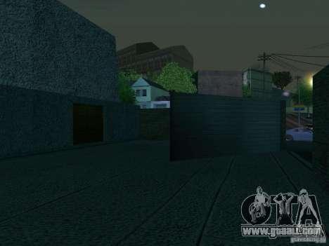 Andreas's Cafe for GTA San Andreas fifth screenshot