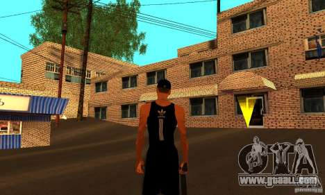 Russian House texture for GTA San Andreas third screenshot
