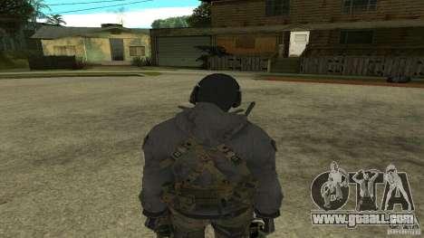 Ghost for GTA San Andreas fifth screenshot