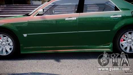 Chrysler 300C SRT8 Tuning for GTA 4 interior