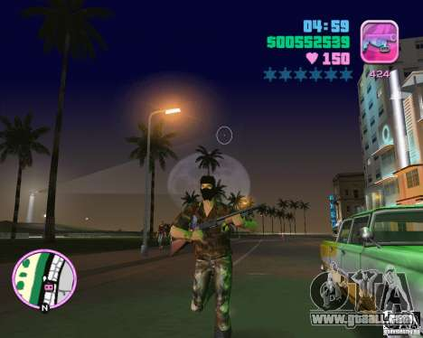 Stalker for GTA Vice City sixth screenshot