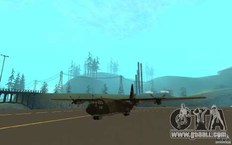C-130 From Black Ops for GTA San Andreas