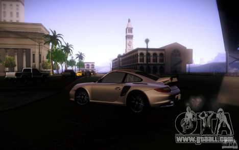 Porsche 911 GT2 RS 2012 for GTA San Andreas left view