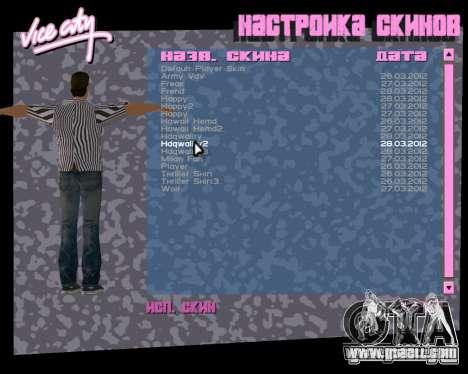 Tommy Skin for GTA Vice City sixth screenshot