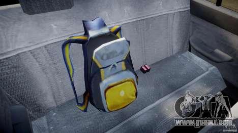 Mercury Tracer 1993 v1.0 for GTA 4 bottom view