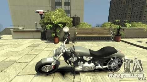 Harley Davidson V-Rod (ver. 0.1 beta) HQ for GTA 4