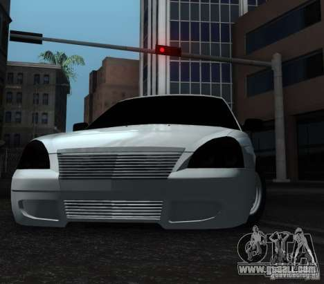 VAZ-2172 for GTA San Andreas right view