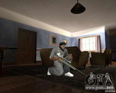 Jarra Mono Arsenal v1.2 for GTA San Andreas twelth screenshot