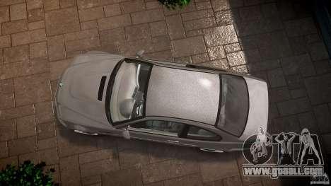 BMW M3 e46 v1.1 for GTA 4 right view