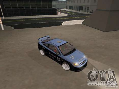 Chevrolet Cobalt Tuning for GTA San Andreas back view
