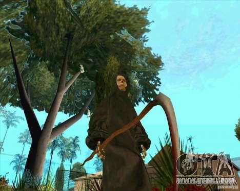 Death for GTA San Andreas fifth screenshot