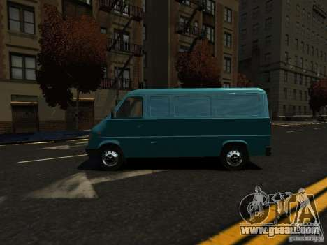 Daewoo Lublin 3 2000 for GTA 4 left view