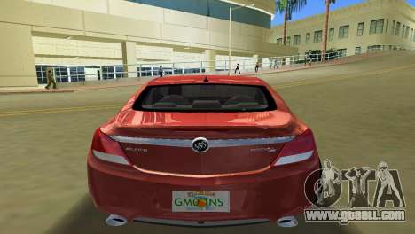 Buick Regal for GTA Vice City right view
