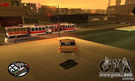 RC vehicles for GTA San Andreas ninth screenshot