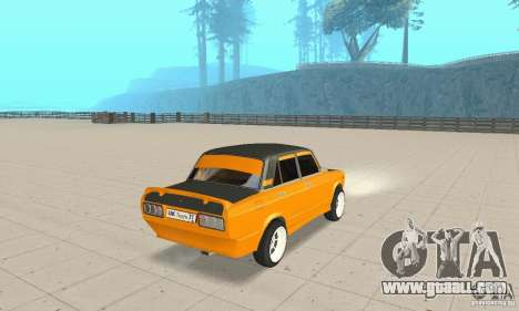 VAZ 2107 Off Road for GTA San Andreas left view