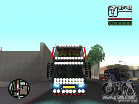 Neoplan for GTA San Andreas