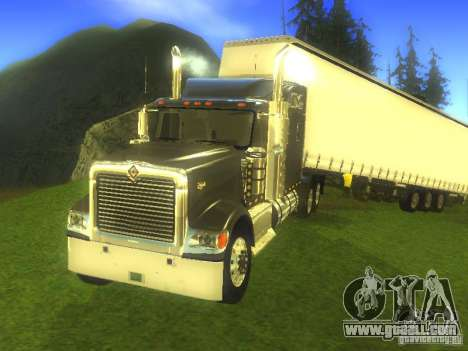 International 9900 for GTA San Andreas