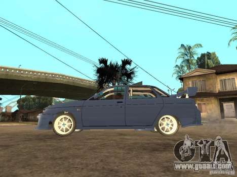 LADA 21103 Street Edition for GTA San Andreas left view
