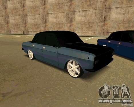 GAZ 24 for GTA San Andreas right view