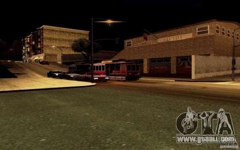 A new algorithm for car traffic for GTA San Andreas eighth screenshot