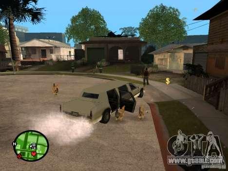Chickens in GTA San Andreas for GTA San Andreas third screenshot