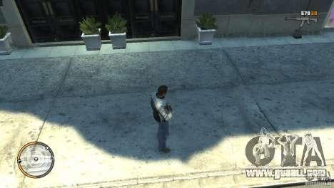CG4 Radar Map for GTA 4 forth screenshot