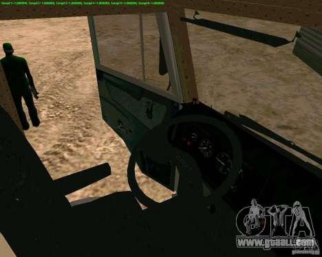 KAMAZ 65117 for GTA San Andreas right view
