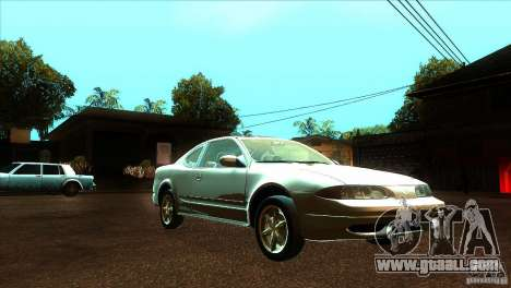 Oldsmobile Alero 2003 for GTA San Andreas back view