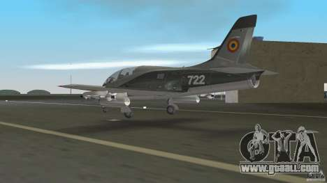 I.A.R. 99 Soim 722 for GTA Vice City right view