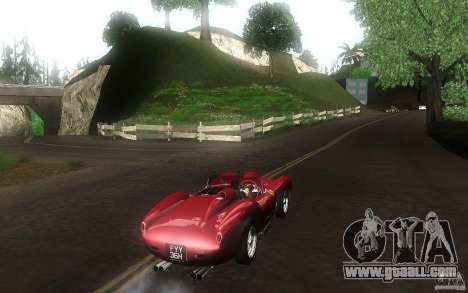 Ferrari 250 Testa Rossa for GTA San Andreas right view