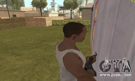 Akms for GTA San Andreas sixth screenshot