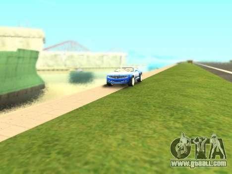 ENBSeries v3 for GTA San Andreas tenth screenshot