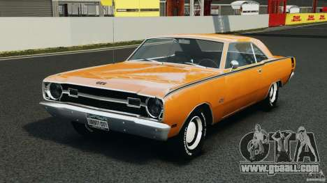 Dodge Dart GTS 1969 for GTA 4