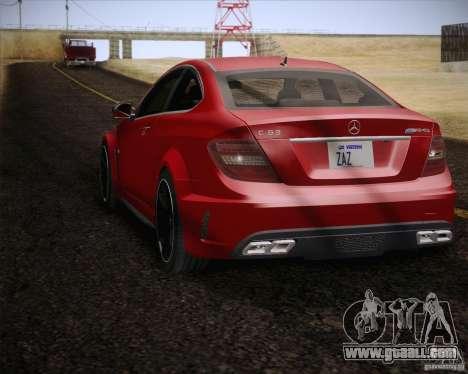 Improved Vehicle Lights Mod for GTA San Andreas seventh screenshot