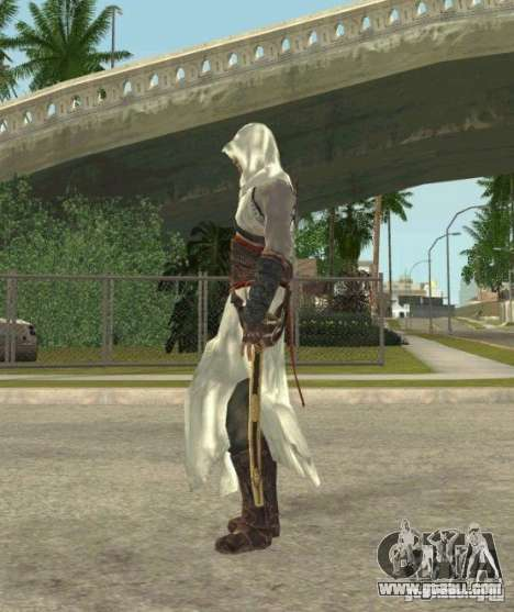 Assassins skins for GTA San Andreas sixth screenshot
