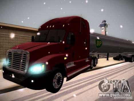 Freightliner Cascadia for GTA San Andreas