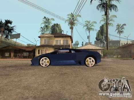 Lamborghini Murcielago LP640 for GTA San Andreas