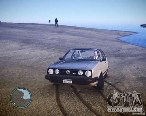 Volkswagen Golf Mk2 GTI for GTA 4