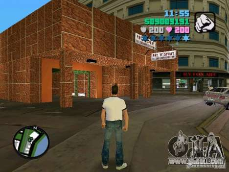 New Payn Spray for GTA Vice City